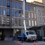 Mercator Cleaning - ramen wassen appartement - hoogtewerker - ramen kantoorgebouwen