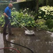 Ecologische alternatieven voor het reinigen van je terras